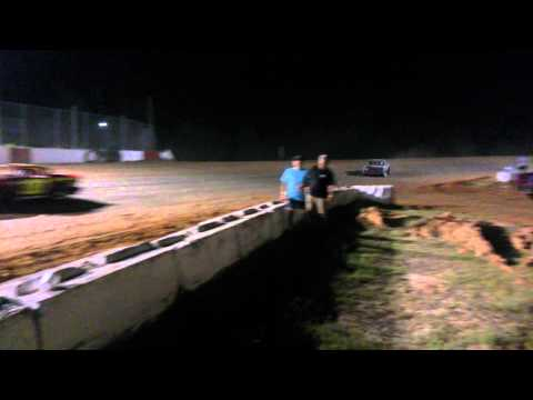 Megan Grant Waycross Motor Speedway(5)