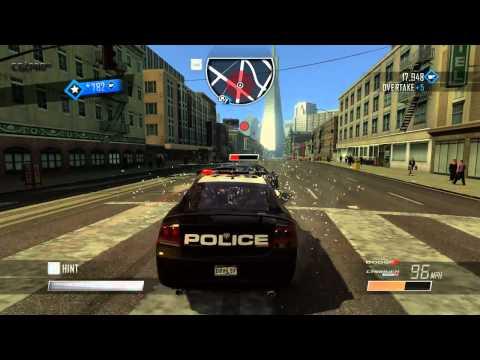 Driver San Francisco - Jogando com Dodge (Carro de Policia) #Demo Video