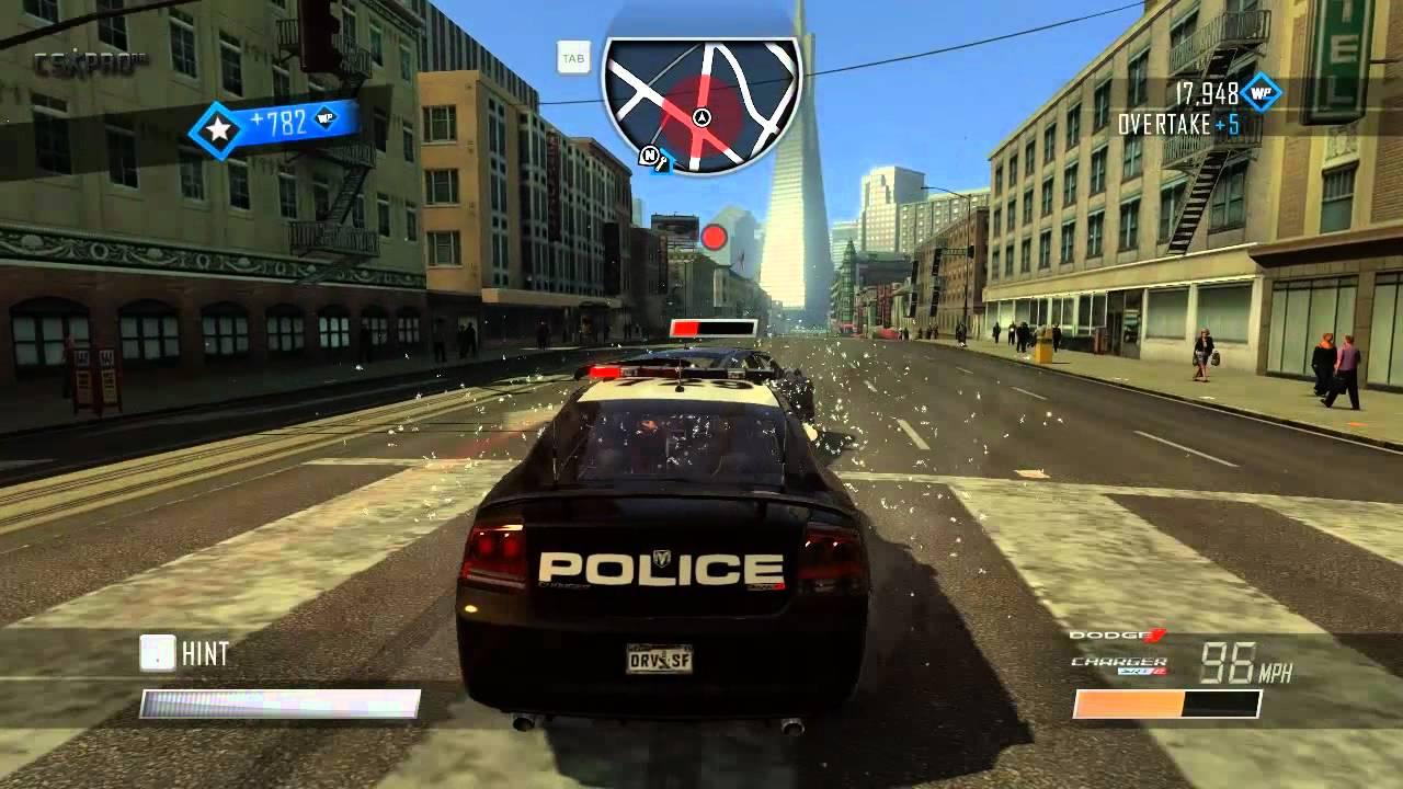 All Cop Car Games