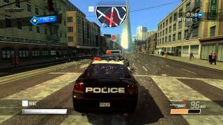 Driver San Francisco - Jogando com Dodge (Carro de Policia) #Demo Video