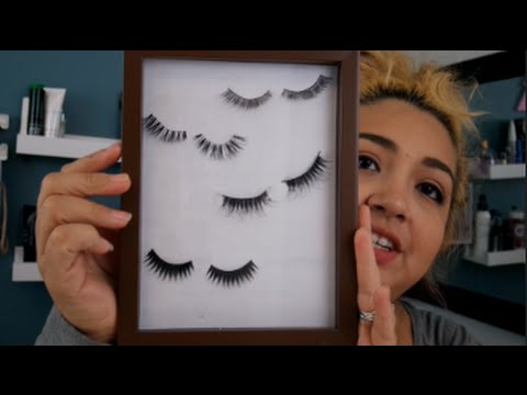 DIY Framed Lashes: Affordable Decor