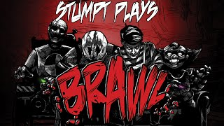 Stumpt Plays - BRAWL - Creepy Bomberman (4 Player PC Gameplay)