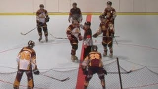 2013 InLine Hockey Nationals Senior Men RR Queensland v Qld Development team