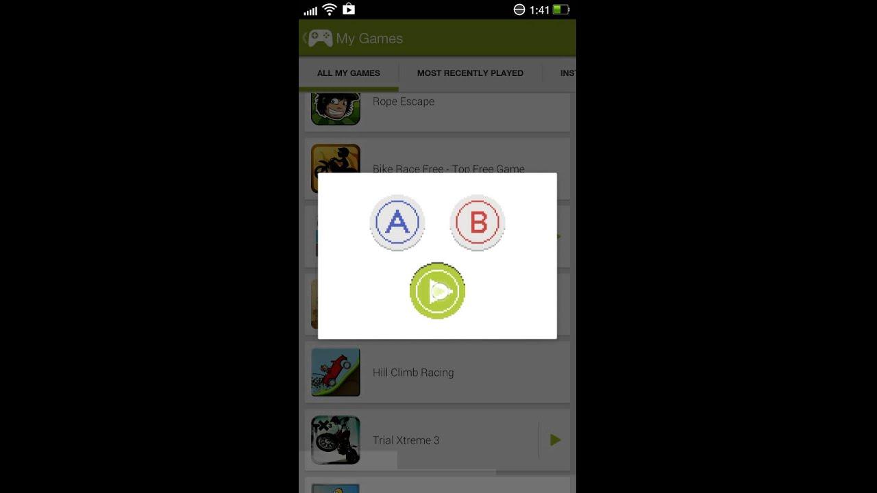 Achievement Unlocked Google Play Games Easter Egg Youtube