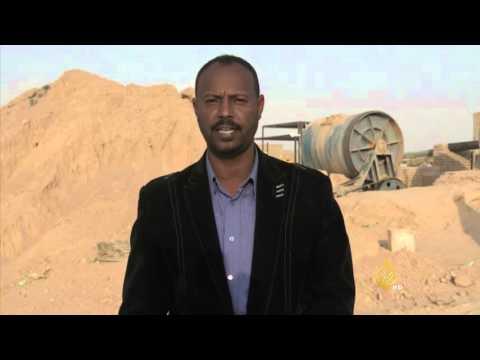 الاقتصاد والناس - التنقيب عن الذهب في السودان