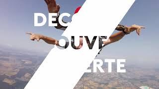 Découverte du parachutisme handisport  - Champions d'Exception - Handisport TV