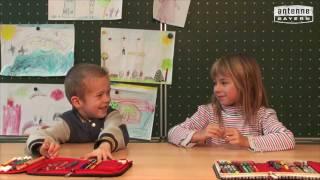 Kinder erklären Liebe - ein Video von ANTENNE BAYERN