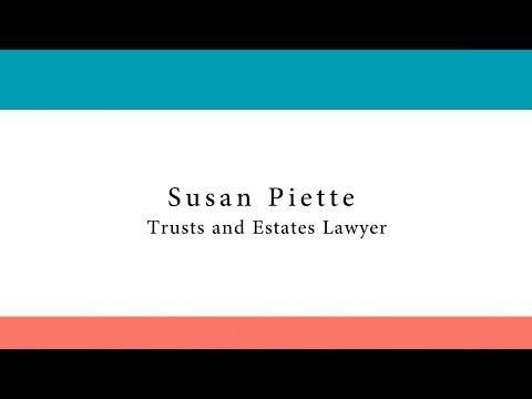 Susan E. Piette, Trusts and Estates Lawyer