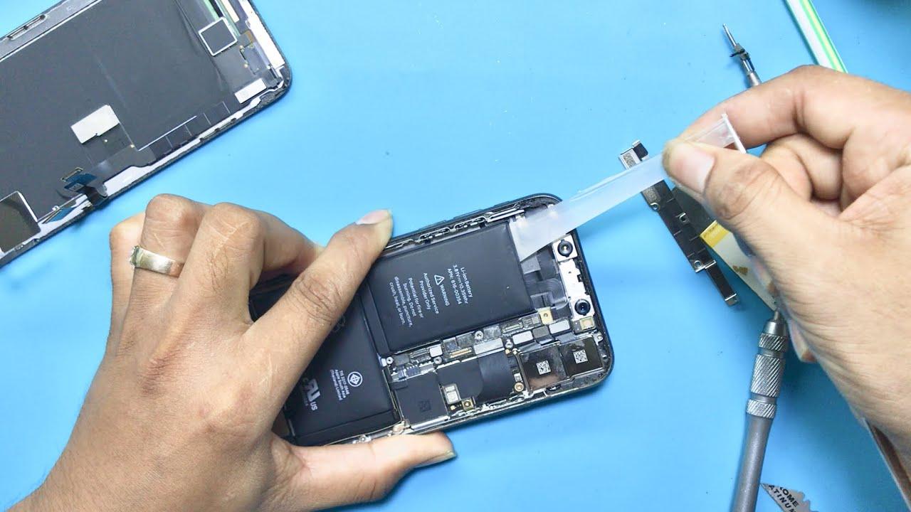 Iphone X Batterie Prozent