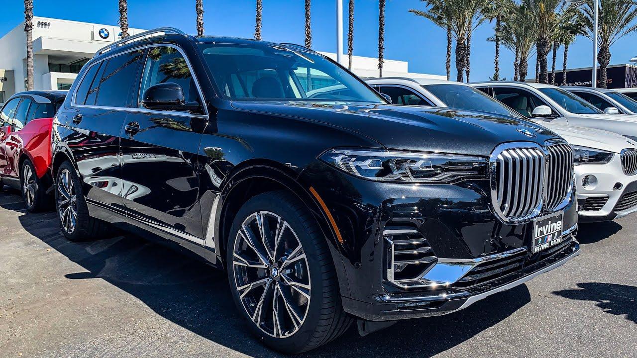 2019 BMW X7 SUV Interior&Exterior Tour - YouTube