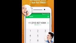 How To Signup Whatscall using nextplus American Mobile Numbers
