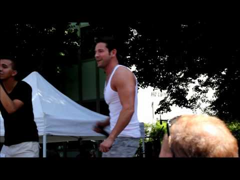 98 Degrees Jeff Timmons Because of You