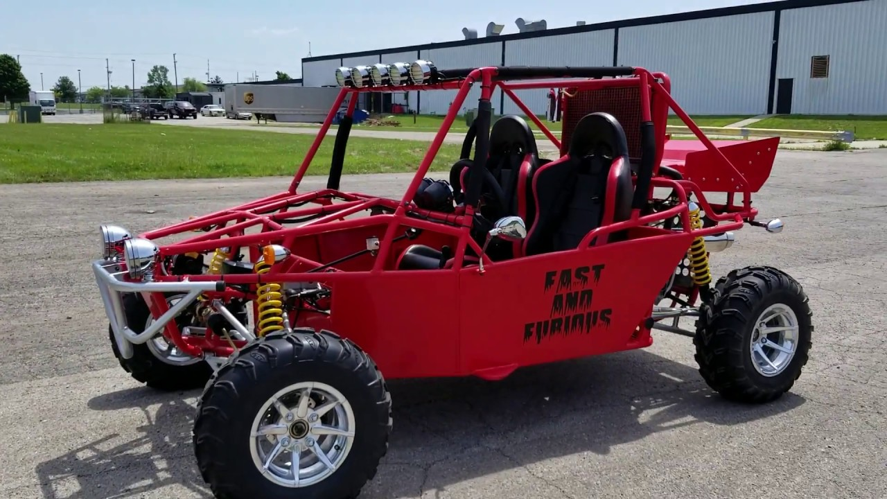 800cc Dune Buggy Go Kart For Brand New With Extras