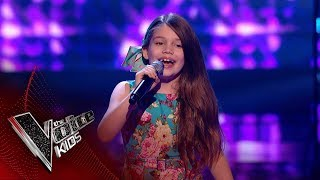 Astrid Performs 'God Bless The Child': Blinds 2 | The Voice Kids UK 2018