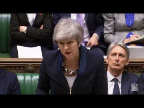 Prime Minister's Brexit statement: 26 February 2019 Mp3