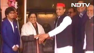 Akhilesh Yadav पर हमलावर Mayawati, कहा - वो चाहते थे मैं मुसलमानों को टिकट न दूं
