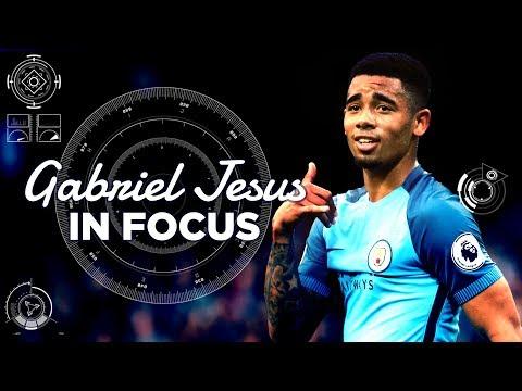 GABRIEL JESUS - BRILLIANT BRAZILIAN BREAKTHROUGH! | BEST BITS 2016/17 | In Focus