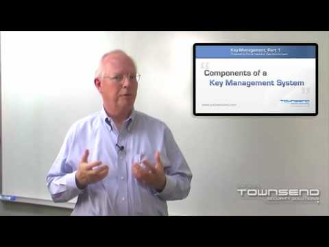 Introduction to Key Management