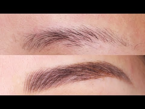 What You Need To Know About Eyebrow Microblading/ Feathering Tattoo