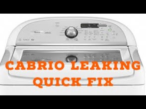 Whirlpool Cabrio Teardown Video Doovi