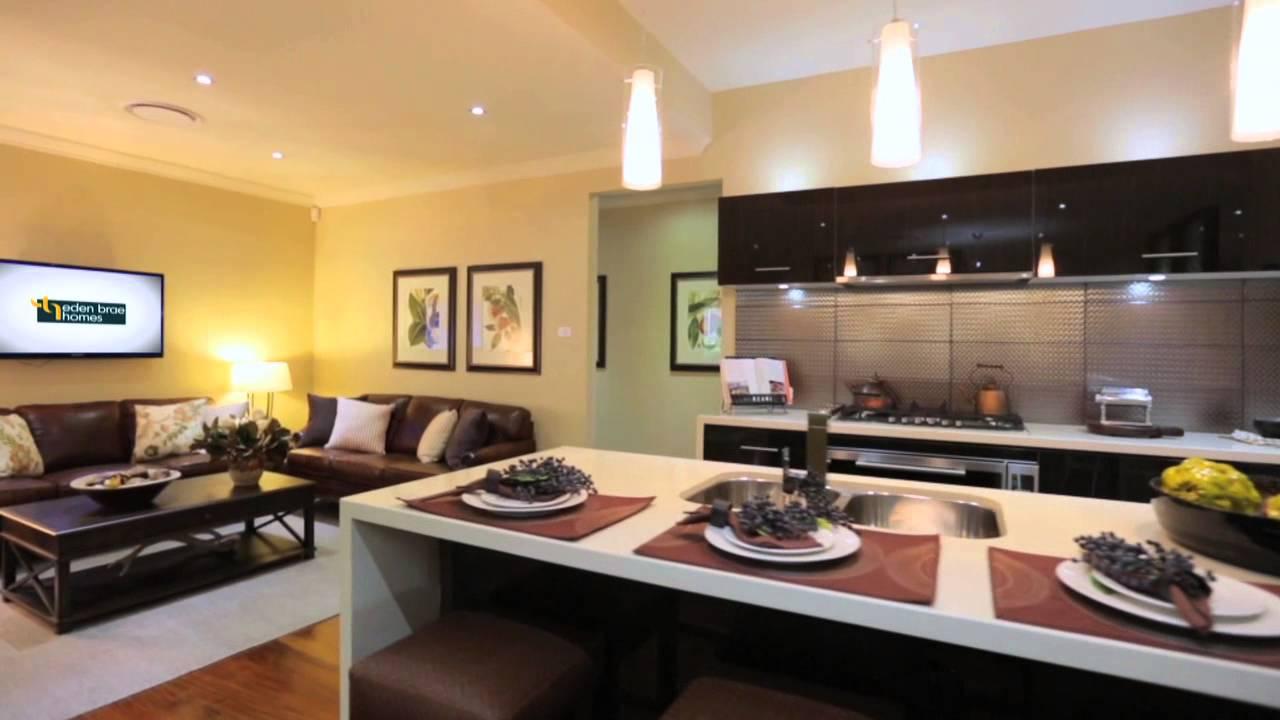 Eden Brae Homes: Jasper Homeworld Kellyville - YouTube