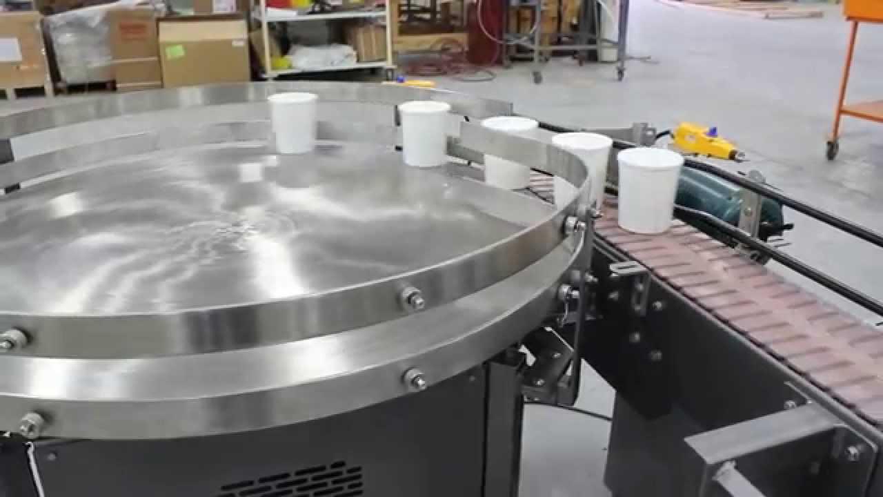 Rotary Tables By Multi Conveyor Youtube
