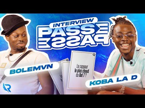 Youtube: KOBA LAD & BOLEMVN – L'interview PASSE PASSE