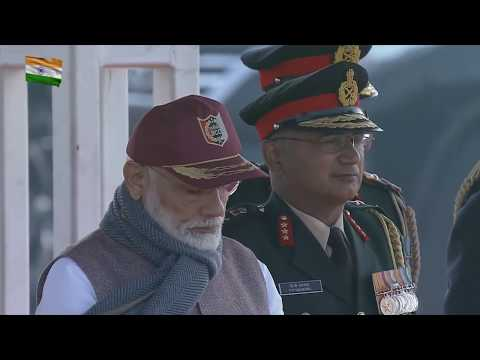 The NCC Rally 2019 – Live from New Delhi / Chief Guest- Hon'ble Prime Minister