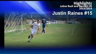 Justin Raines #15