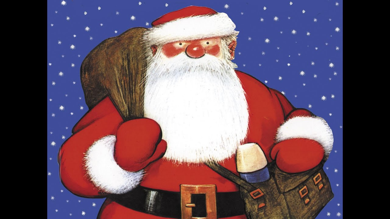 Image result for father christmas raymond briggs