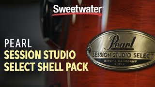 pearl Session Studio Select 5-piece Shell Pack Review