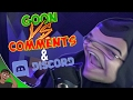 Goon VS Comments Returns!?!, Our Discord Server,