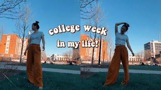 week in my life at carnegie mellon university!
