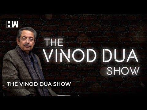 The Vinod Dua Show on HW News!