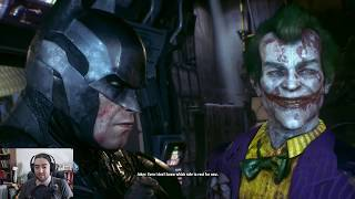 Batman: Arkham Knight #26 – The Perfect Candidate