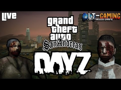 San Andreas MTA (Multi Theft Auto) For Beginners EVERYTHING MYTH # 1 DAYZ