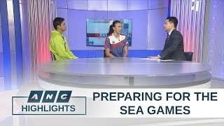 Meet The Swimmers Representing The Philippines In The Sea Games | Early Edition