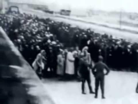 Parte III  Visita al campo de concentracion en Auschwitz. Visit to the Auschwitz concentration camp