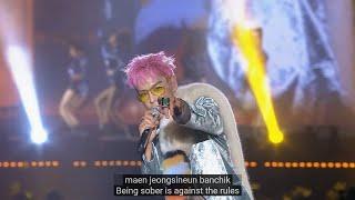 We Like 2 Party [Eng Sub + Rom Hangul] - BIGBANG (live) 2016 Concert 0.TO.10 Final in Seoul