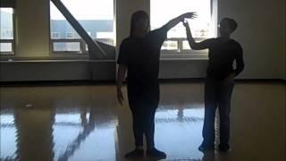 Choreography Clinic- Kinesphere