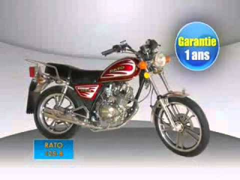 MEGAMONDE MOTO- RATO MOTOS-2012 / Burkina