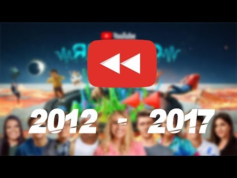 YouTube Rewind: The Creators of 2012-2017 | #YouTubeRewind