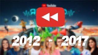 YouTube Rewind: The Creators of 2012-2017 | #YouTubeRewind