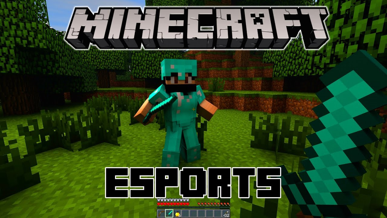 How Minecraft Almost Became An eSport...