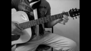 Easy guitar lesson - Challa jab tak hai jaan By SidVidRocks