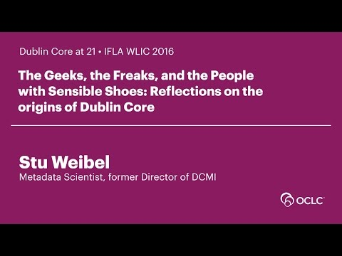 Reflections on the Origins of the Dublin Core