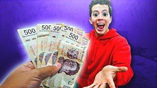 LE DOY $500 POR CADA COPA GANADA