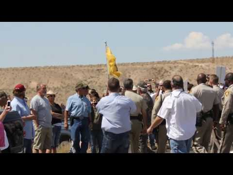 Tyranny to Victory  a Bundy Ranch Montage