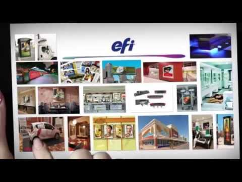EFI Inkjet Solutions Product Line
