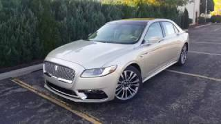 2017 Lincoln Continental Review - Luxury Flagship Killer?